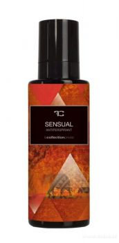 ANTIPERSPIRANT SPRAY sensual, na bázi kamence 200 ml