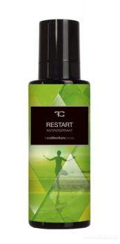 ANTIPERSPIRANT SPRAY restart, na bázi kamence 200 ml