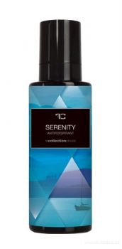ANTIPERSPIRANT SPRAY serenity, na bázi kamence 200 ml