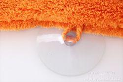 Polštářek - podhlavník do vany