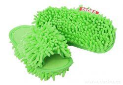 Úklidové botky Sasanka, zelené vel. 36-40