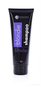 4 FUSION šampon na vlasy blondie&melier 200 ml