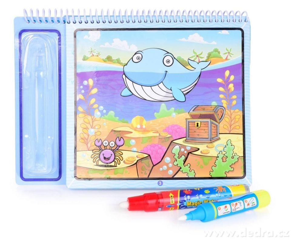 DEDRA - Kouzelná vodní knížka