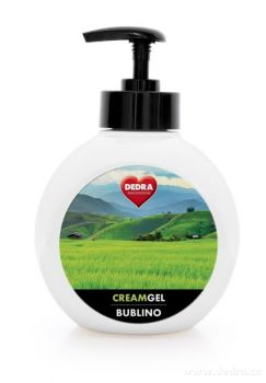 DEDRA BUBLINO CREAMGEL, 500ml lemongrass