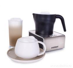 Indukční šlehač mléka