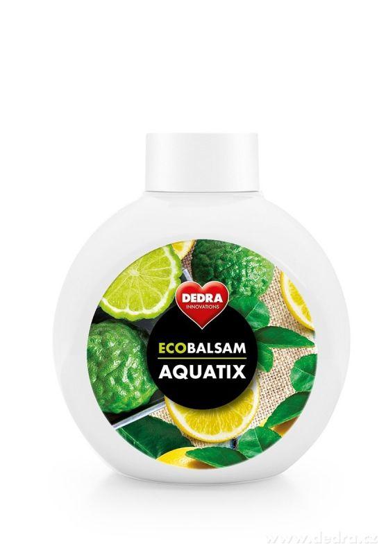 DEDRA - ECOBALSAM AQUATIX koncentrát na ruční mytí nádobí