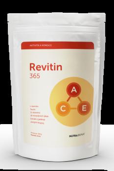 NUTRA-BONA REVITIN 365 s ACTIVINEM pomeranč 350 g