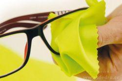 DEDRA - Utěrka na brýle z mikrovlákna