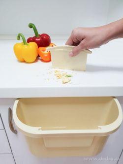 Kuchyňský závěsný odpadkový koš ZBYTKOVNÍK