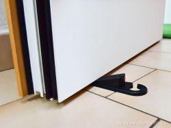 DEDRA - plastová zarážka - klín pod dveře