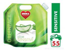 Prací gel na citlivou pokožku 2750 ml