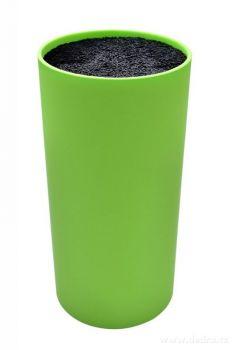 Tyčinkový stojan na nože CARBONIT jasně zelený