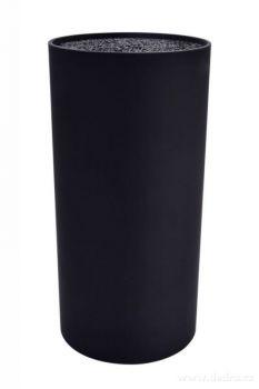 Tyčinkový stojan na nože CARBONIT černý