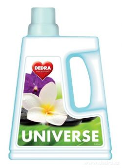 DEDRA - Prací gel UNIVERSE
