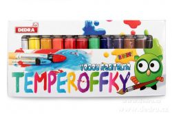DEDRA - Temperové barvy TEMPEROFFKY