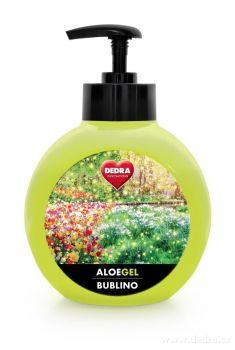 BUBLINO ALOEGEL magic garden, 500ml s pumpičkou
