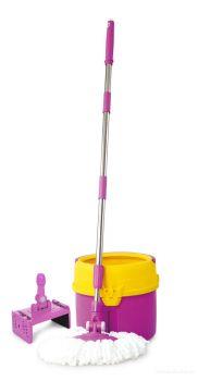CENTRI & WASH 3v1 výtahový SUPER mop s pračkou a odstředivkou