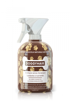 DOGGYHAIR No-Rinse & Sanitizing Shampoo 300ml