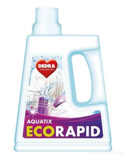 DEDRA - ECORAPID AQUATIX gel do myčky nádobí