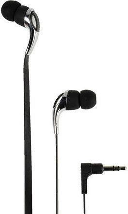 Stereo sluchátka do uší Vivanco Neon Buds - černé