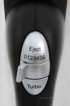 SYSTEMAT TURBOŠLEHÁTOR celonerezový ruční turbošlehátor