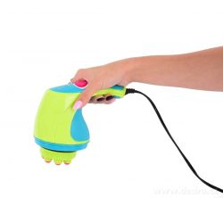 Všestranný masážní přístroj s pěti nástavci SYSTEMAT RELAX & SPA 5in1