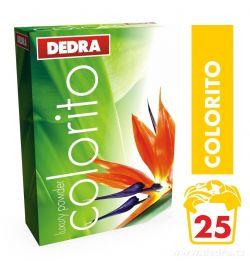 COLORITO koncentrovaný prací prášek na barevné prádlo 1,25kg