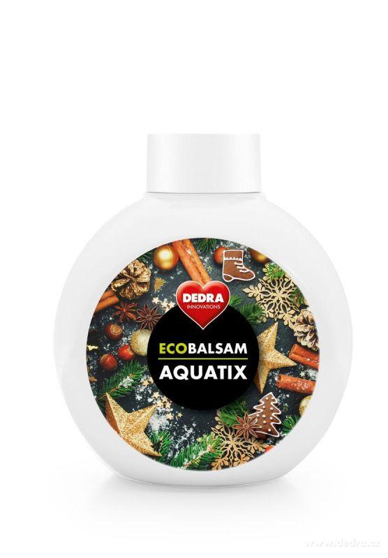 ECOBALSAM AQUATIX koncentrát na ruční mytí nádobí 500ml christmas secrets