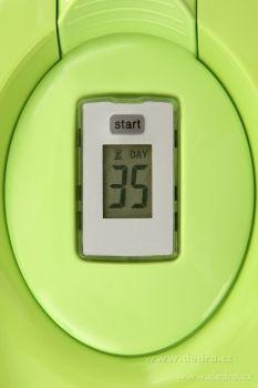 Filtrační elektrická konvice SYSTEMAT zelená