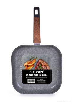 Dedra Grilovací pánev BIOPAN s indukčním dnem