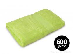 BAMBOO osuška zelená