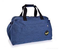 Dedra Sportovní taška z textilie, modrá