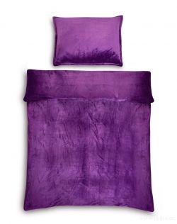 ROYAL LAGOON VELVET ložní souprava, královsky fialová