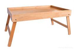 2v1 skládací podnos/stolek