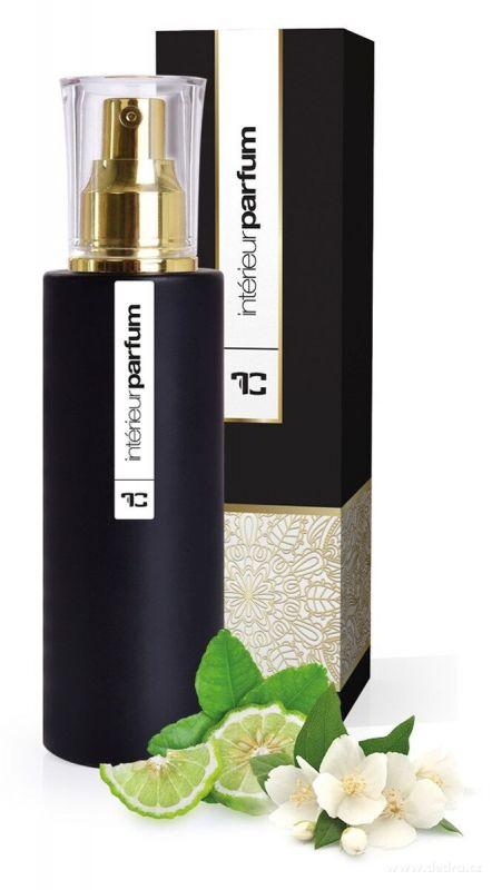 Dedra bytový parfém MY HOME typu EDP superkoncentrát bez vody citrus, bergamot a jasmín