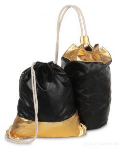 Dedra Metalic bag, pytel na záda