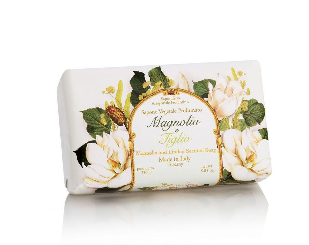 Přírodní mýdla Saponificio Artigianale Fiorentino, ručně balené II.