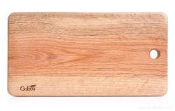Dedra Přírodní prkénko z masivního bukového dřeva, 20 x 39 cm