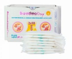 Anion BioIntimo dámské hygienické denní vložky DUO pack 2x10ks BioIntimo Corporation - Denticare-Gate Kft -.