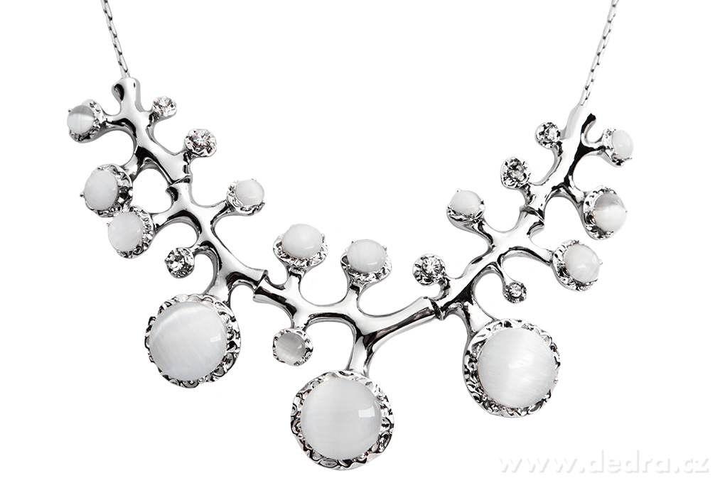 DEDRA CORAL BEAUTY, náhrdelník nastavitelný
