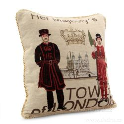 DEDRA GOBELINO potah na polštář oboustranný, Tower of London
