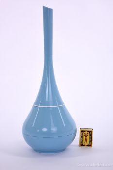 DEDRA JEŠTĚTKA, stojící WC štětka, světle modrá, výška 38 cm