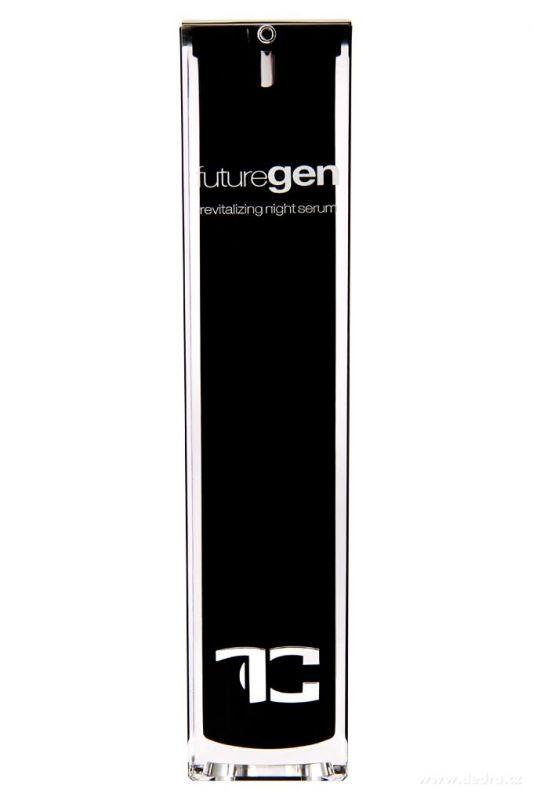 DEDRA Obnovující noční sérum na pokožku FUTUREGEN pro muže , 50 ml