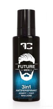 ANTIPERSPIRANT SPRAY pro muže FUTURE MEN® PLATINUM 200ml
