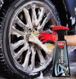 CAR DISCOTEC intenzivní čistič disků kol automobilů 500ml