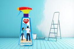 CEMENTEX odstraňovač povlaků pomalování 500ml