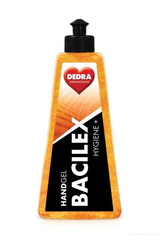 HANDGEL BACILEX HYGIENE+ 500ml gel na ruce s vysokým obsahem alkoholu