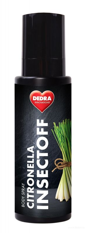 INSECTOFF BODY SPRAY 100ml proti komárům