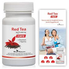 Red Tea Forte 30 kapsul - Blue Nature
