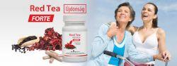 Red Tea Forte 30 kapsul - Blue Nature Nová, zesílená receptura pro boj se zbytečnými kilogramy!